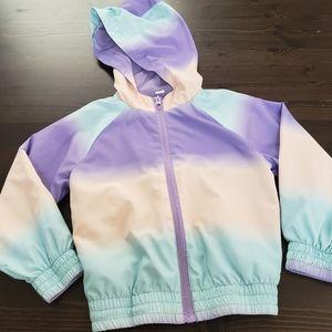 Ideology toddler multicolor jacket sz 4T